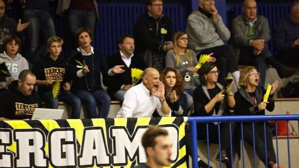 Nel Bergamo Basket si prepara il ritorno a sorpresa dell'ex presidente Massimo Lentsch