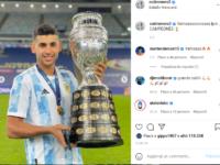 Romero e Musso tornano con la Copa America!