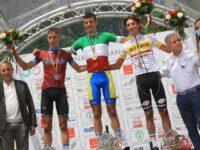 Darfo Boario Terme incorona il loverese Alessandro Romele campione d'Italia degli Juniores