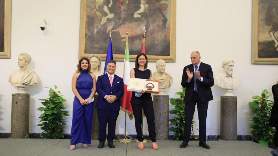 A KASK, con sede a Chiuduno,  il premio 100 Eccellenze Italiane