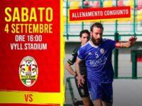 Villa Valle, test con l'Atalanta Primavera