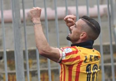 La curiosità: Lepore, l'ex capitano del Lecce si allena con la Cividatese