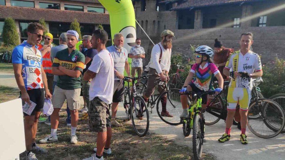 """""""Tra Borghi e Castelli"""", gran successo per la kermesse ciclistica organizzata da Grest Barbera di Brignano in collaborazione con UISP Bergamo"""