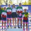 Allieve Valcar – Travel & Service , oro per Bertolini, Bertoni, Manzini, Pavesi